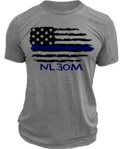 Youth Gray ReLEntless Defender Memorial T-shirt
